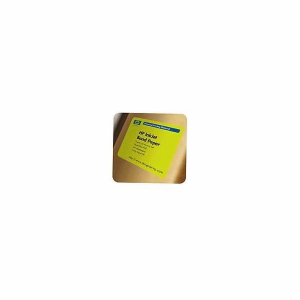 HP Q1396A White Inkjet Paper, A1, 45 m, 80 g/m2