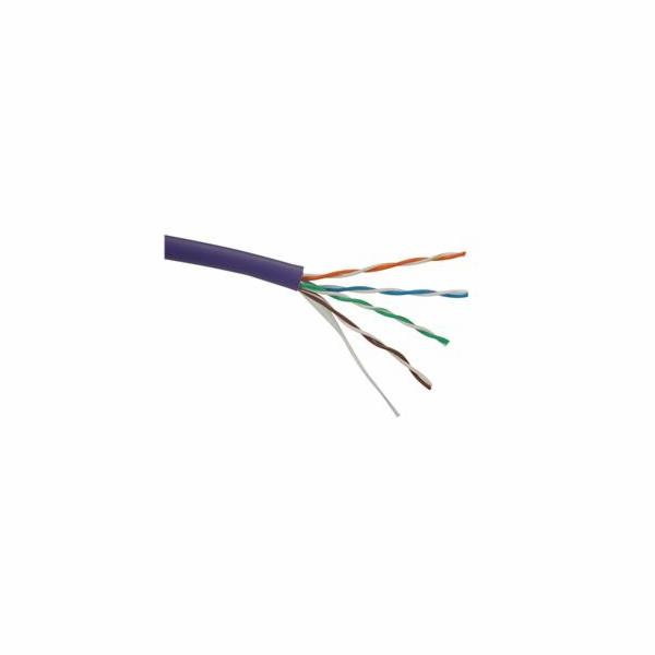 Instal.kabel Solarix CAT5E UTP LSOH 305m fial.drát