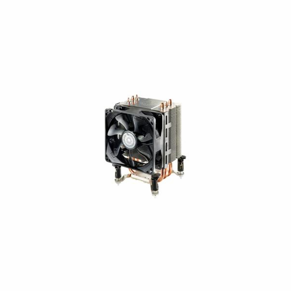 CoolerMaster Hyper TX3 EVO chladič, sct. 1366/1150/1151/1155/775/AM2/AM3/939/754/FM1 s.silent