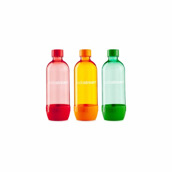 SodaStream láhev TriPack pomeranč red Blue 1 l 5504bbed1e6