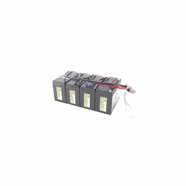 Battery replacement kit RBC25