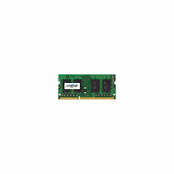 Crucial 4GB 1600MHz DDR3 CL11 SODIMM 1.35V