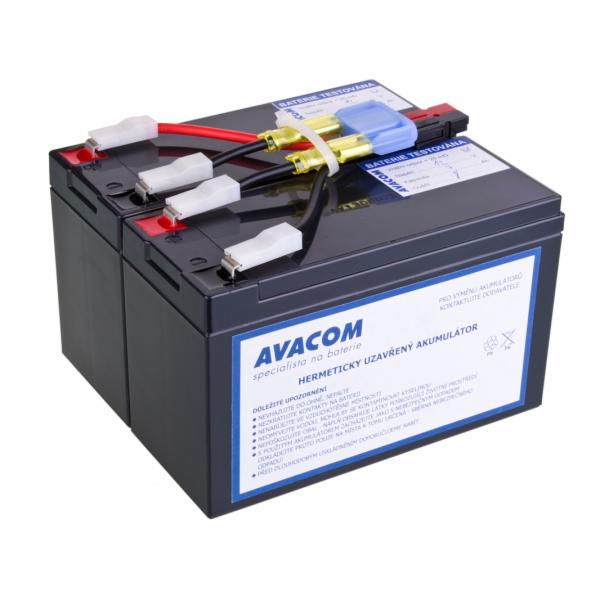 Baterie AVACOM AVA-RBC48 náhrada za RBC48 - baterie pro UPS
