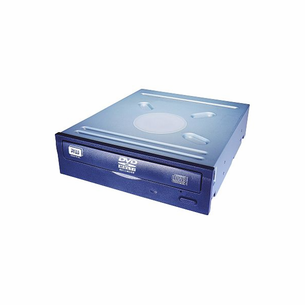 Lite-On Super AllWrite SATA 24x DVD+/-R, 8x/6x DVD+/-RW, 8x DL, bulk, černá
