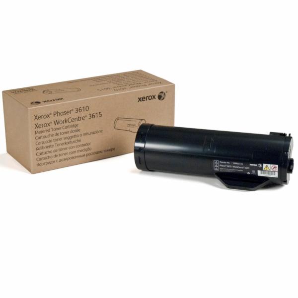Toner Xerox black | 5900pgs | Phaser 3610/3615