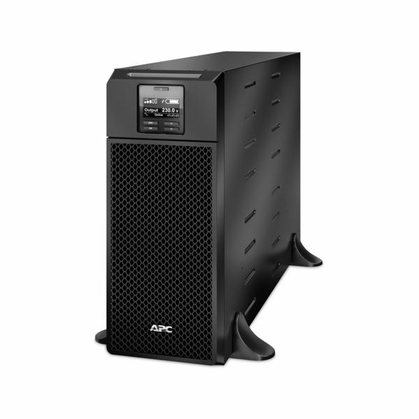 APC Smart-UPS SRT 6000VA 230V (zaruka bateria 2 roky)