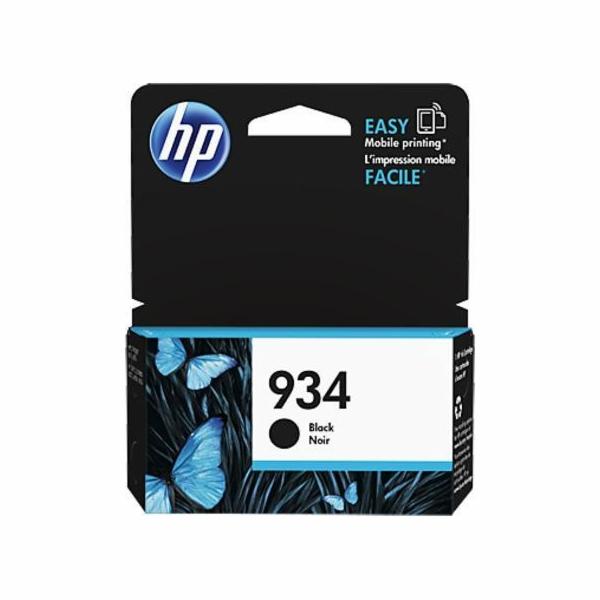 HP C2P19AE Ink Cart No.934 pro OJ Pro 6830, 400str., Black
