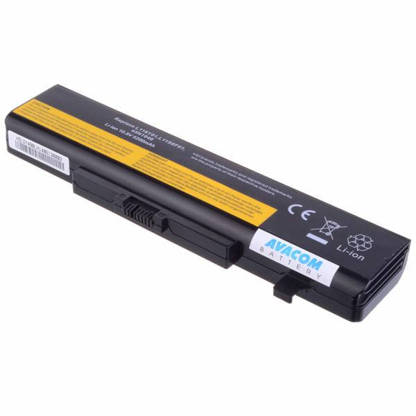 Baterie AVACOM NOLE-G58N-S26 pro Lenovo IdeaPad G580, Z380, Y580 series Li-Ion 11,1V 5200mAh/58Wh