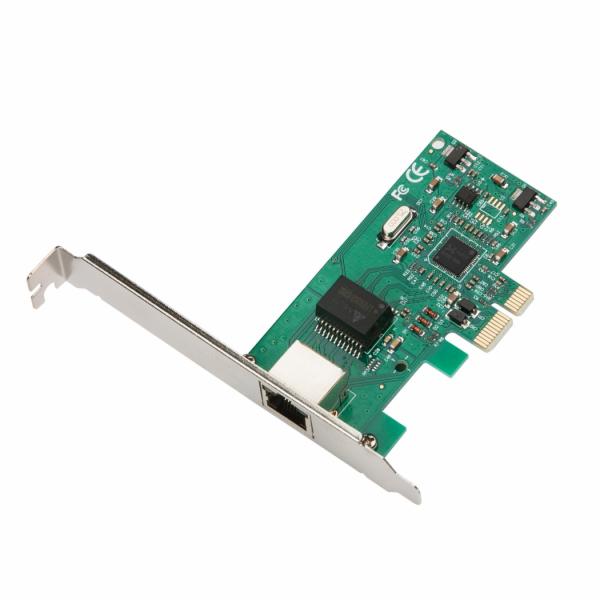 i-tec PCIe Gigabit Ethernet Card 1000/100/10 Mbps