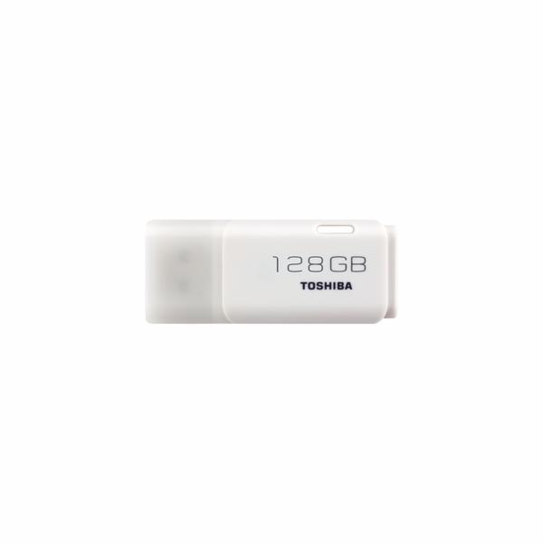 USB FD 128GB HAYABUSA WH USB 2.0 TOSHIBA