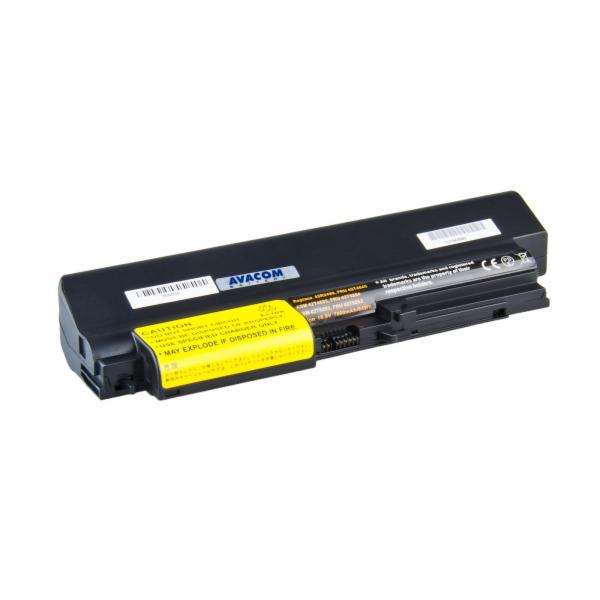 Náhradní baterie AVACOM Lenovo ThinkPad R61/T61, R400/T400 Li-Ion 10,8V 7800mAh / 84Wh