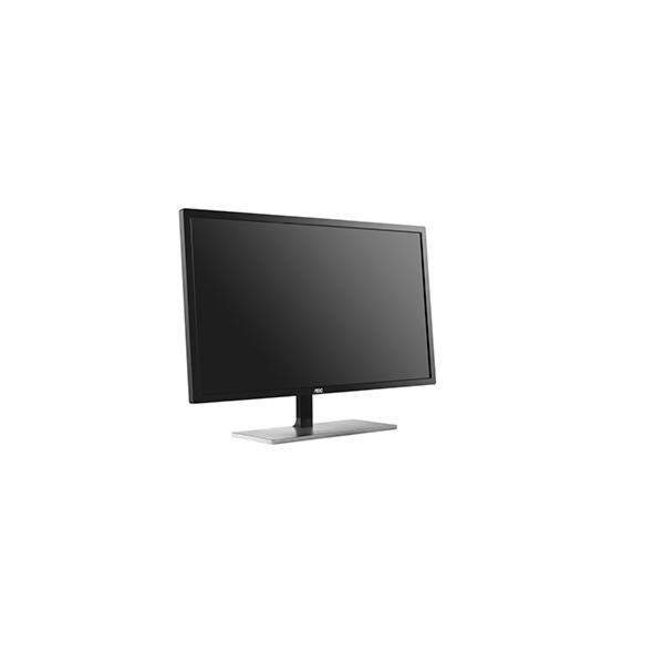 "AOC LCD U2879VF 28""w TN W-LED/3840x2160/1000:1/1ms/300 cd/VGA/DVI/HDMI/DP/Black-Silver"