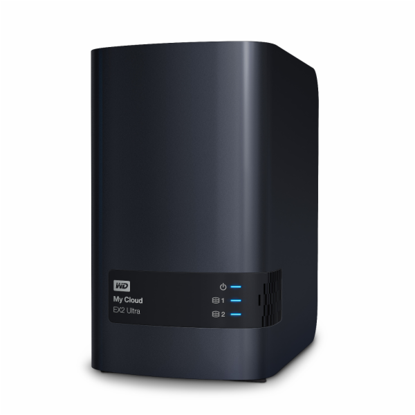 Western Digital WD My Cloud EX2 2-Bay NAS 8TB