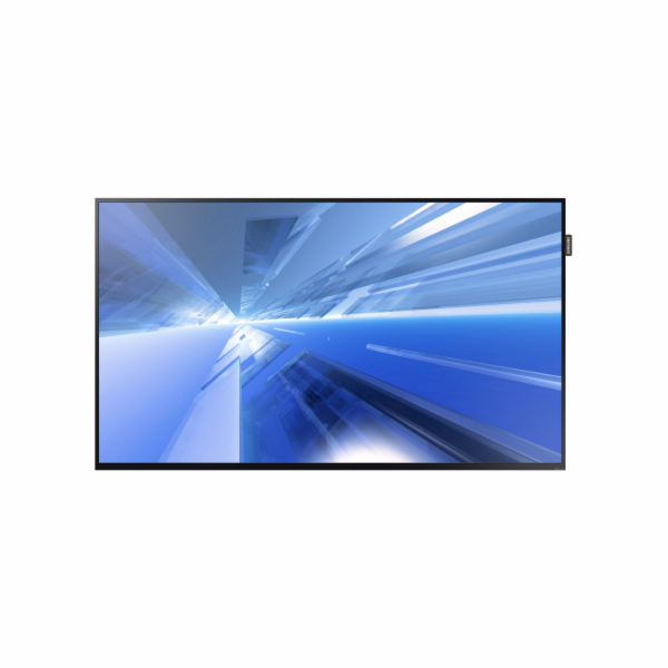 "SAMSUNG LFD LH55DCEPLGC/EN (LFD simple USB content playing) 55"" 16:9/D-LED BLU/1920x1080/5000:1/6ms/350nits/"