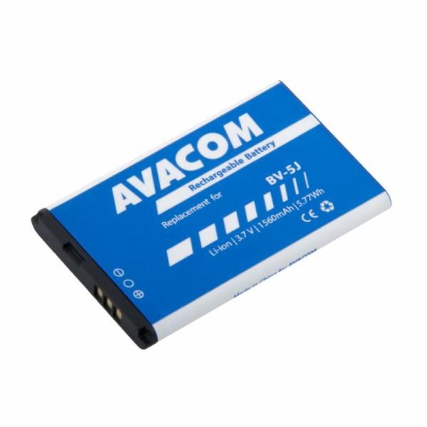Baterie AVACOM GSMI-BV5J-S1560 do mobilu Microsoft Lumia 435 Li-ion 3,7V 1560mAh (náhrada BV-5J)