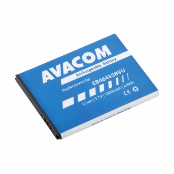 Baterie AVACOM GSSA-S7500-S1300 do mobilu Samsung S6500 Galaxy mini 2 Li-Ion 3,7V 1300mAh