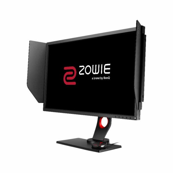 """Zowie by BenQ LCD XL2735 27""""/TN LED/2560x1440/12M:1/1ms/270 cd/DVI/HDMI/DP/jack/USB/pivot"""
