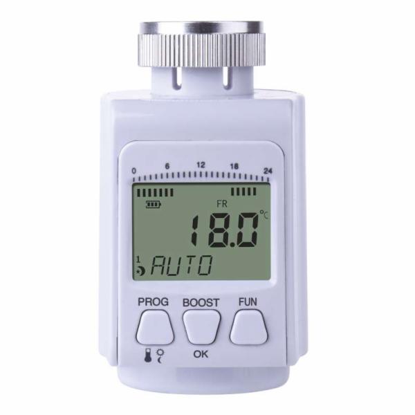 Emos T30 termostatická hlavice digitální