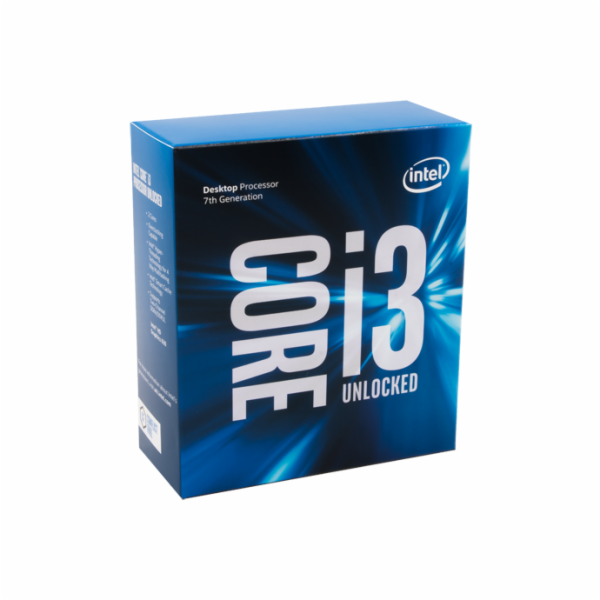 Intel Core i3-7350K, Dual Core, 4.20GHz, 4MB, LGA1151, 14nm, 60W, VGA, BOX