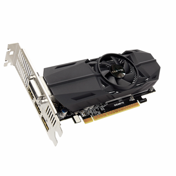 GIGABYTE NVIDIA GTX 1050 Ti 4GB GDDR5 OC Low Profile 4G