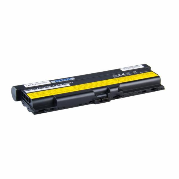 "Náhradní baterie AVACOM Lenovo ThinkPad T410/SL510/Edge 14"", Edge 15"" Li-Ion 11,1V 8700mAh"