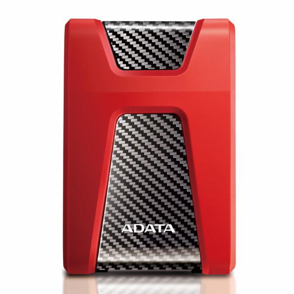 ADATA external HDD HD650 Red 2TB USB 3.0