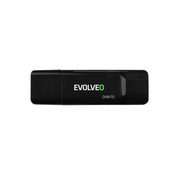 EVOLVEO Sigma T2, HD DVB-T2 H.265/HEVC USB tuner