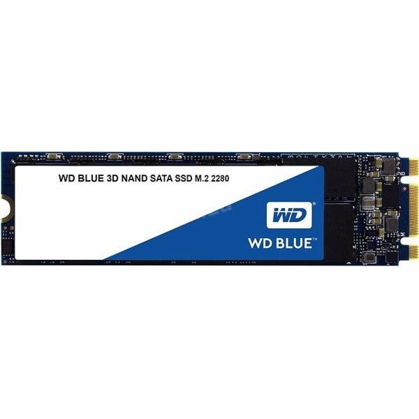 WD BLUE SSD WDS500G2B0B 500GB M.2, (R:560, W:530MB/s)