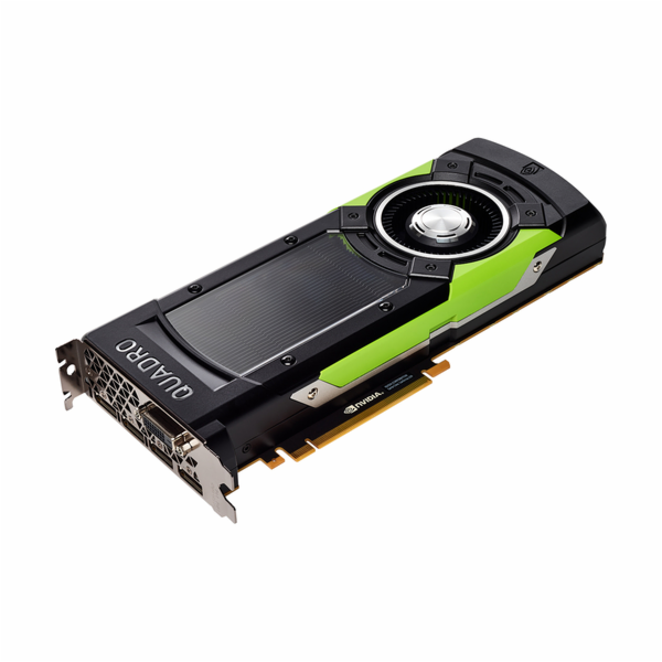 HP NVIDIA Quadro P1000 4GB 4xmDP Graphics