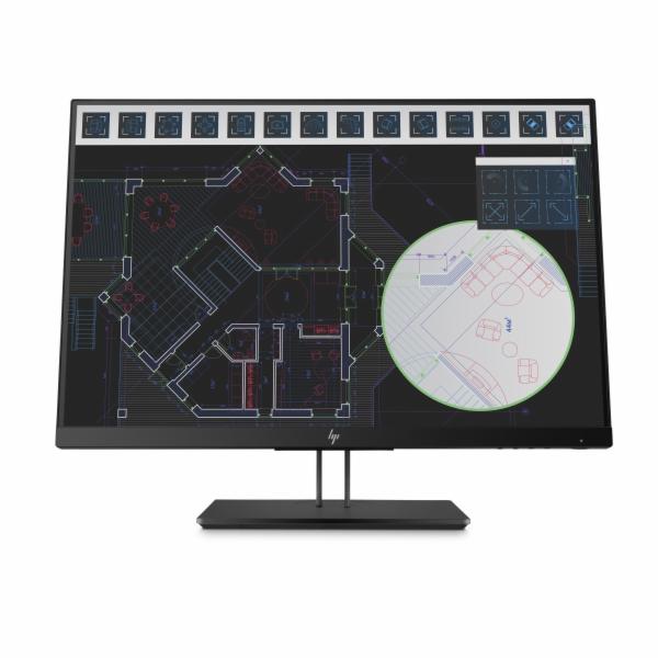 HP Z24i G2 24'' IPS FHD / 300cd / 5ms / 1000:1 / VGA, HDMI, DP / 3/3/0