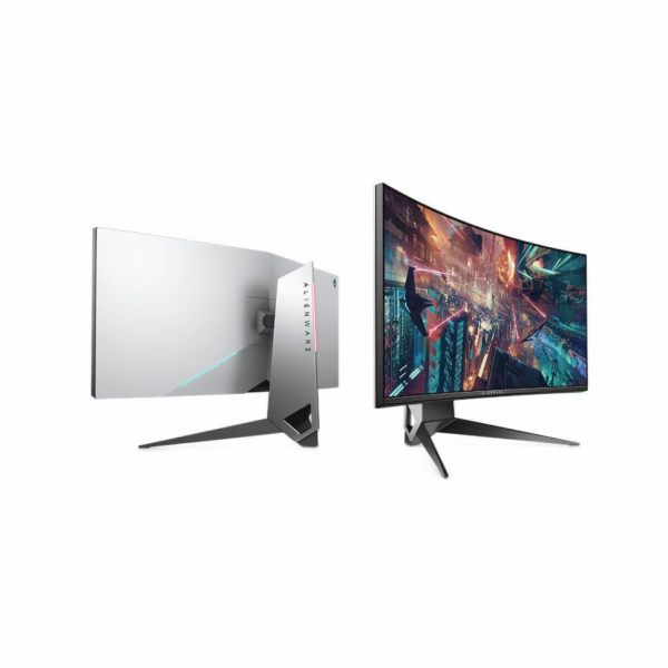 """DELL Alienware 34 Monitor - AW3418DW - 86.5cm(34"""") Black EURC"""