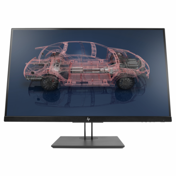HP Z27n G2 27'' IPS 2560x1440 / 5ms / 350cd / 1000:1 / HDMI, DP, DVI, USB-C, USB / 3/3/3