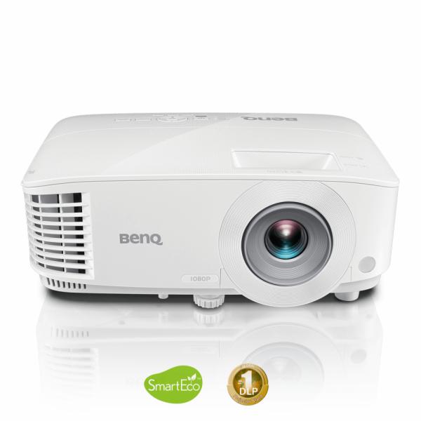 BenQ DLP Projektor MH733 3D 1920x1080 FHD/4000 ANSI lm/16000:1/2xHDMI (1xMHL)/1x10W Repro