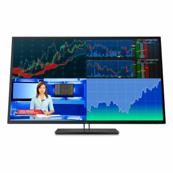 HP Z43 42,51'' IPS UHD (3840x2160)/350cd/8ms/1000:1/HDMI,DP,mDP,USB-C,USB/ 3/3/3