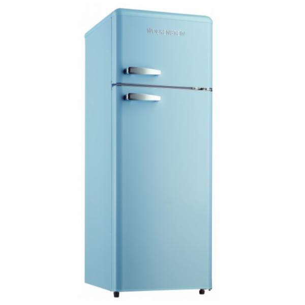 Chladnička Wolkenstein GK 212.4 RT LB A++ modrá
