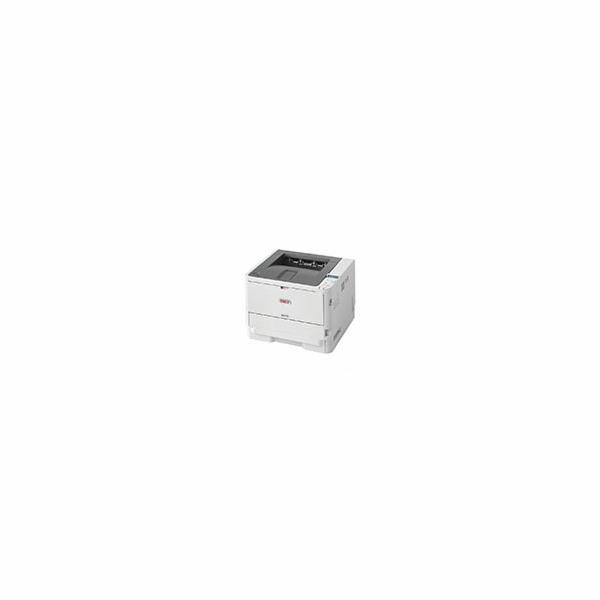 OKI B512dn ČB tiskárna A4, 45 str/min, 1200x1200, 512MB RAM, USB, NET, Duplex