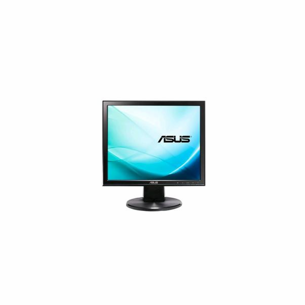 "ASUS VB199T 19""W LCD LED 1280x1024 (5:4) 50000000:1 5ms 250cd DVI D-Sub repro černý"