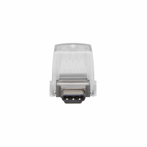 DataTraveler microDuo 3C 64 GB, USB-Stick