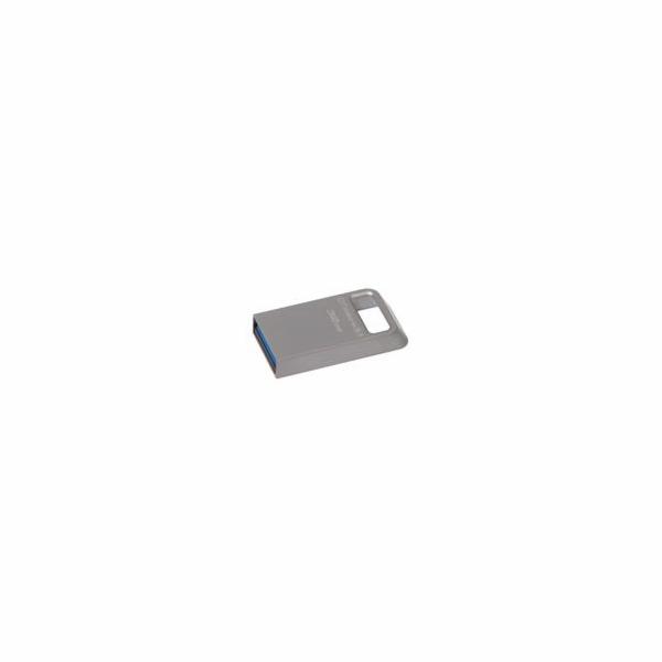 Kingston flash disk 32GB DT Micro 3.1 USB 3.1 Gen 1 (čtení/zápis: 100/15MB/s) kovový