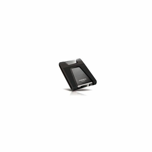 """ADATA externí HDD HD650 1TB USB 3.1 2.5"""" guma/plast (5400 ot./min) Černý"""