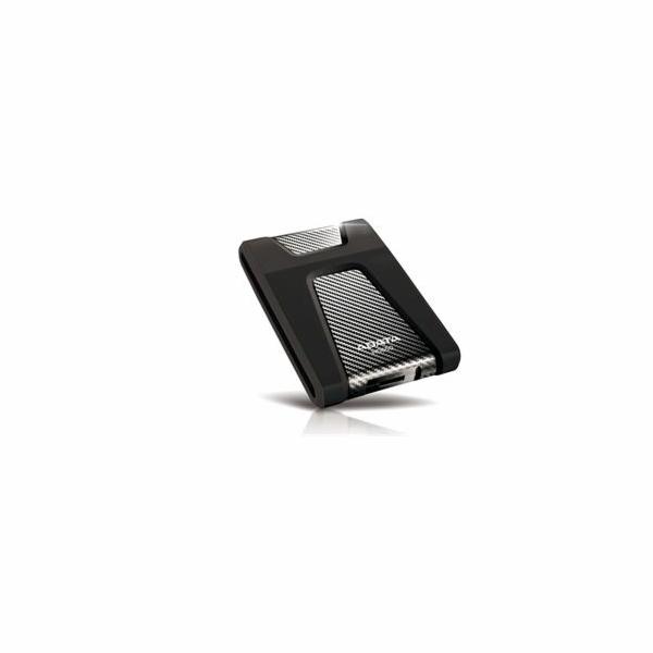 """ADATA HDD HD650 , 2TB , 2,5"""" , USB 3.0 , Black"""