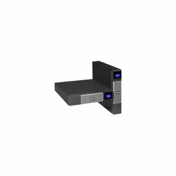 EATON UPS 5PX 2200i RTU Netpack, Line-interactive, Rack 2U/Tower, 2200VA/1980W, výstup 8/1x IEC C13/C19, USB, LAN, displ