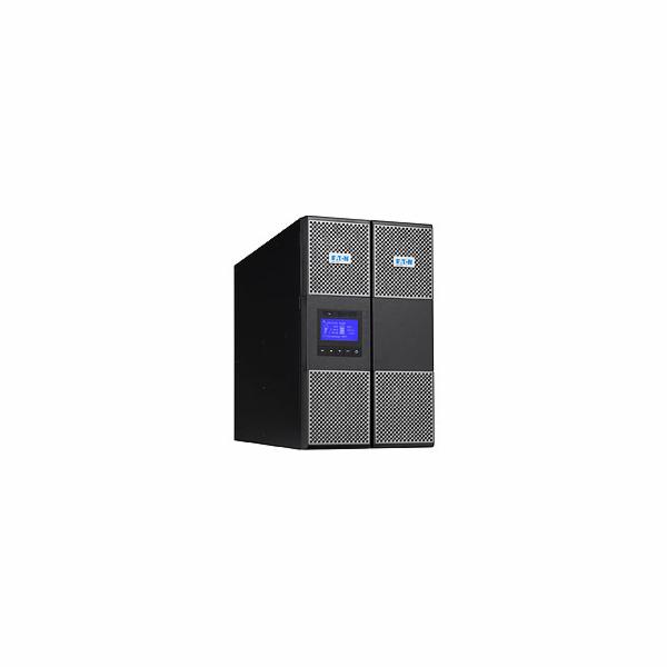 EATON UPS 9PX 11000i, HotSwap, On-line, Tower, 11kVA/10kW, svorkovnice, USB, displej, sinus, ližiny
