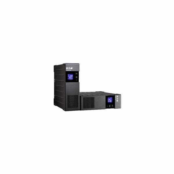 EATON UPS Ellipse PRO 1600 FR USB, Line-interactive, Tower, 1600VA/1000W, výstup 8x FR, USB
