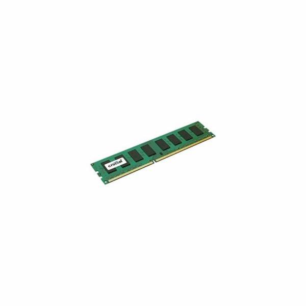 Crucial DDR3L 4GB DIMM 1.35V 1600MHz CL11 SR (min. obj 10ks)