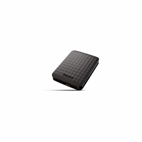 Maxtor HDD External M3 Portable (2.5'',2TB,USB 3.0) Black