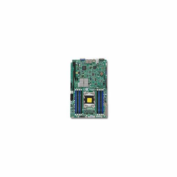 SUPERMICRO MB 1xLGA2011 iC602 8x DDR3 ECC R,2xSATA3, 4xSATA2 2,1 PCI-E 3.0 (x16,x8),2xLAN,IPMI, WIO