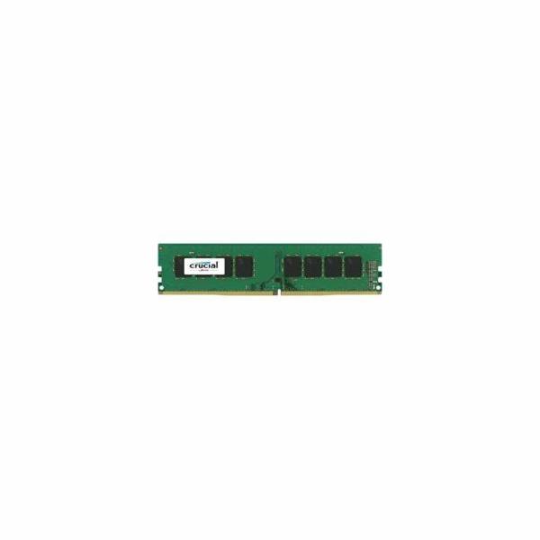 Crucial DDR4 8GB DIMM 2400MHz CL17 SR x8 (min. obj 10ks)