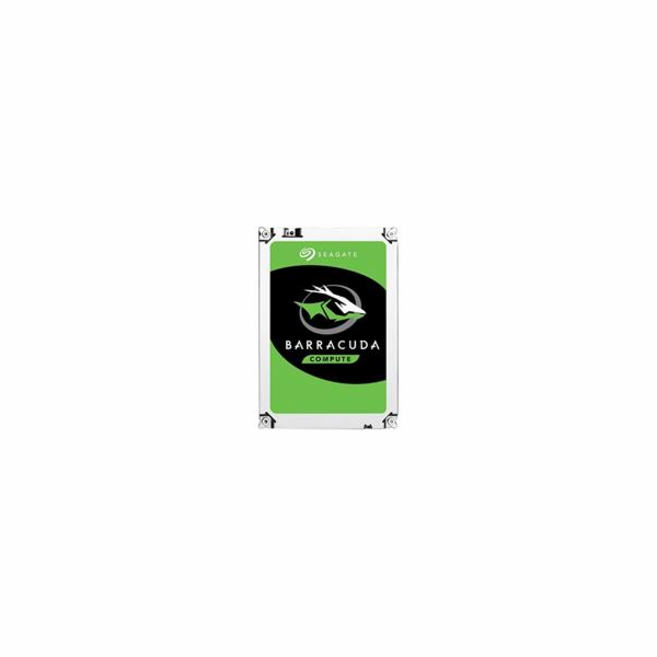 "Seagate BarraCuda 2,5"" - 500GB/5400rpm/SATA-III/128MB"