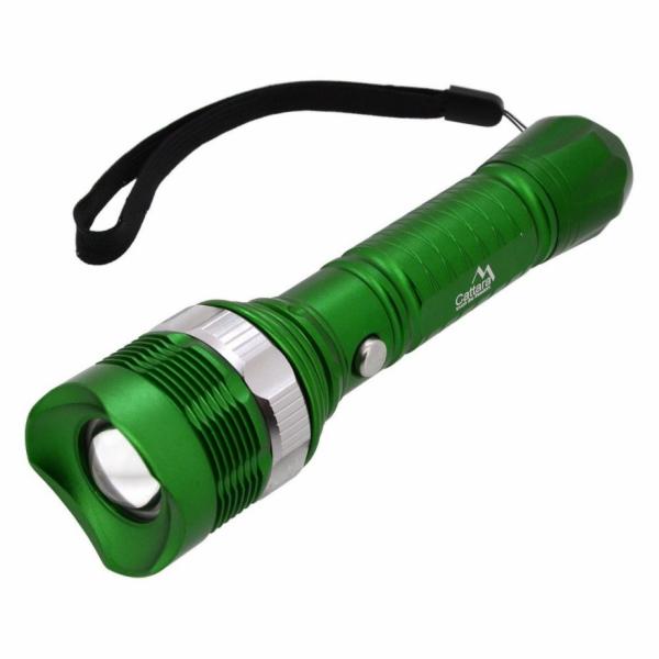 Svítilna ruční LED 150lm ZOOM 3 funkce, CATTARA
